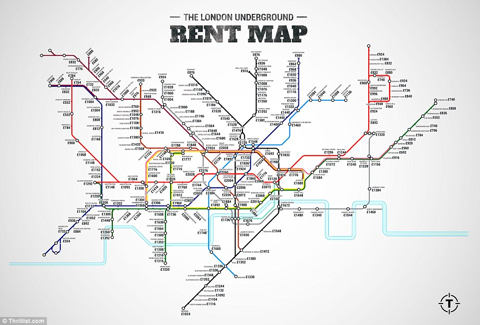 Unaffordable London, mapped