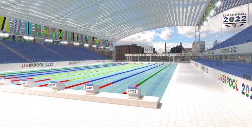 commonwealth pool Liverpool