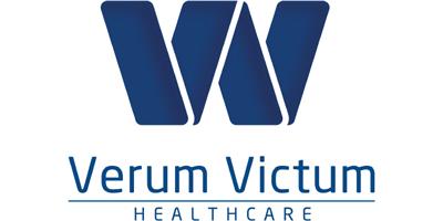 Verum Victum Healthcare logo